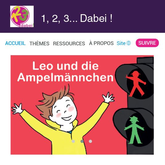 1, 2, 3... Dabei ! - Allemand cycle 3