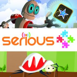 Serious+ App Lab Maskott R&D Education Digital Learning compagnon pour apprendre