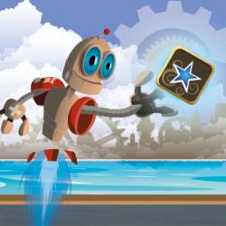 Pibot App Lab Maskott R&D Education Digital Learning compagnon pour apprendre