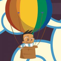 Max Poincarré App Lab Maskott R&D Education Digital Learning compagnon pour apprendre