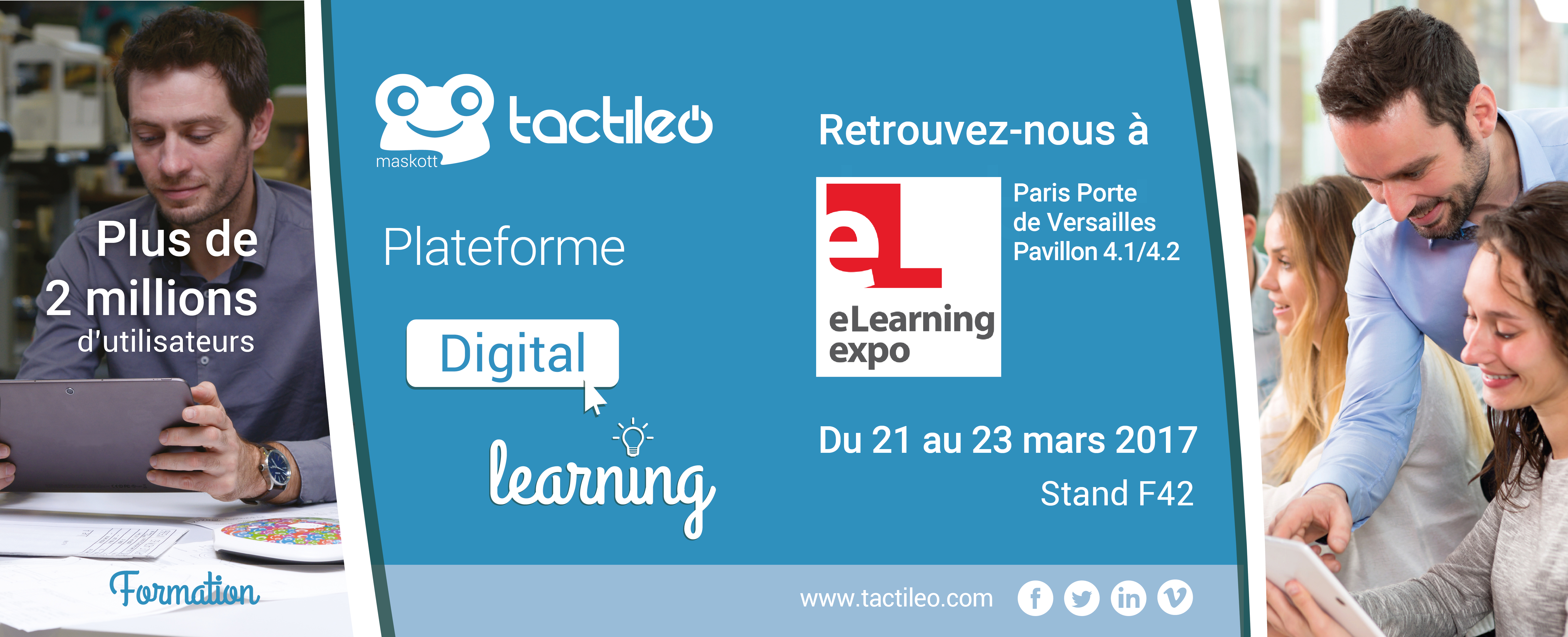 eLearning Expo 2017