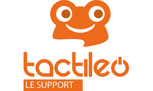 Support Tactileo